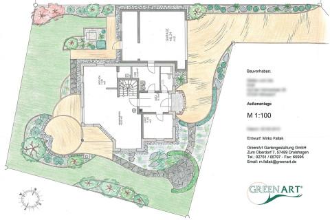 Gartenplan 12