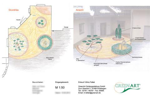Gartenplan 15