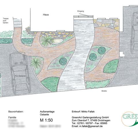 Gartenplan 2