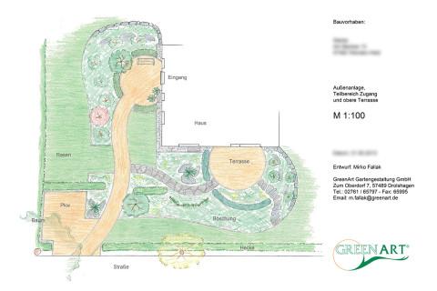 Gartenplan 21