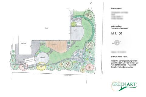 Gartenplan 22