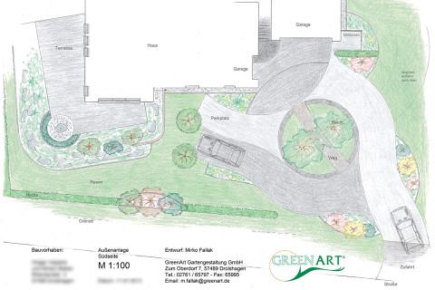 Gartenplan 23