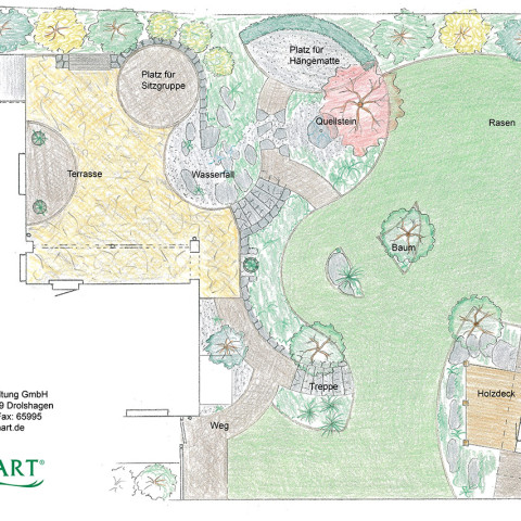 Gartenplan 24