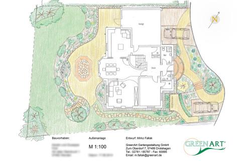 Gartenplan 3