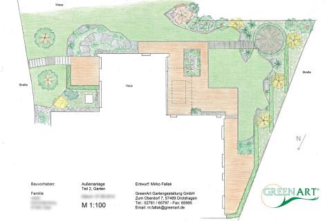 Gartenplan 7