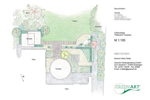 Gartenplan 8