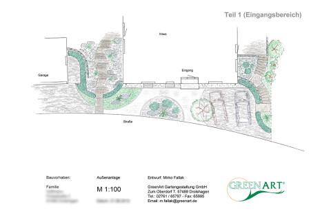 Gartenplan 9