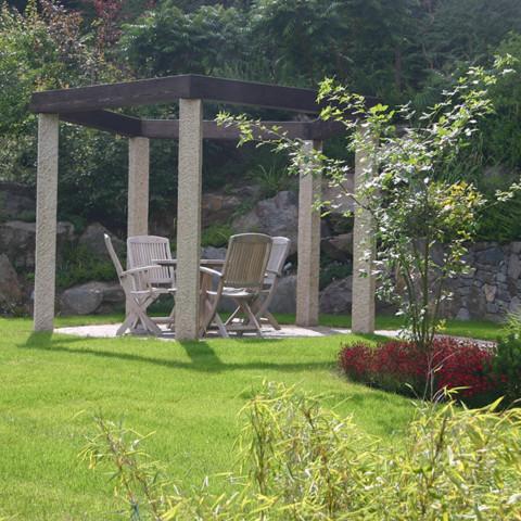 Gartenanlage 3