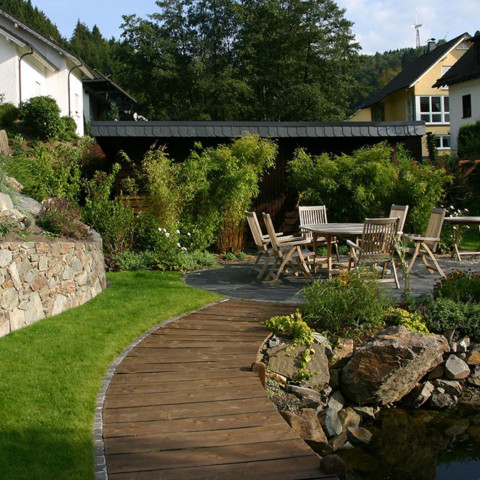 Gartenanlage 8