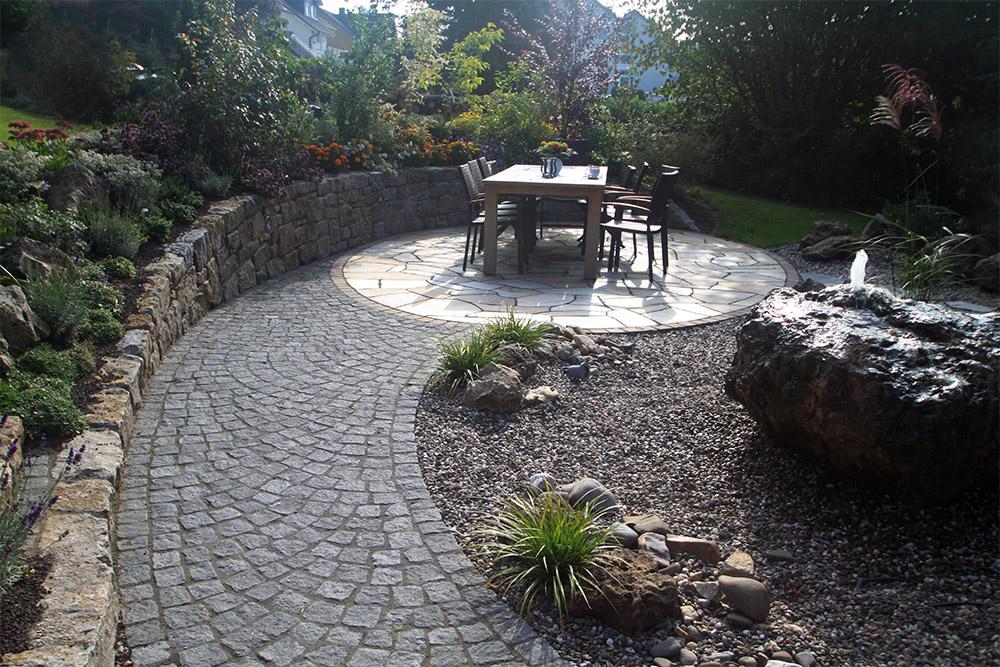 Greenart Filters Gartenanlagen